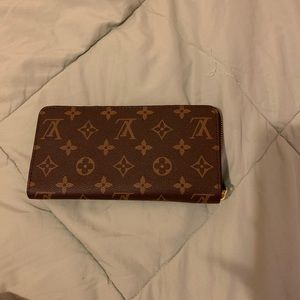 LV monogram wallet brand new.